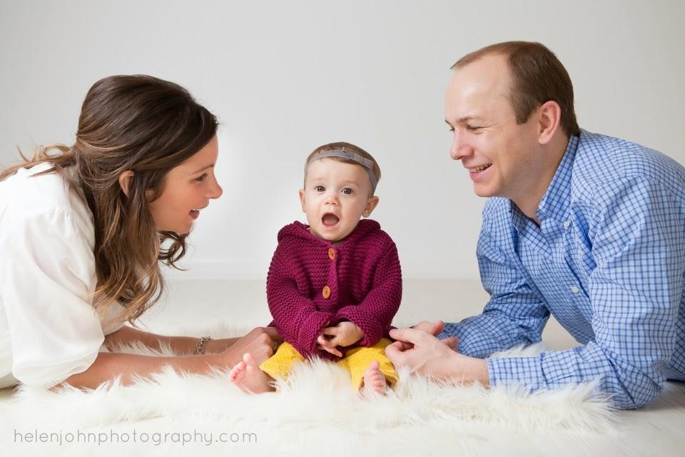 gorgeous studio family portraits potomac maryland family