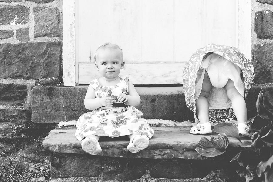 baby bending showing diaper