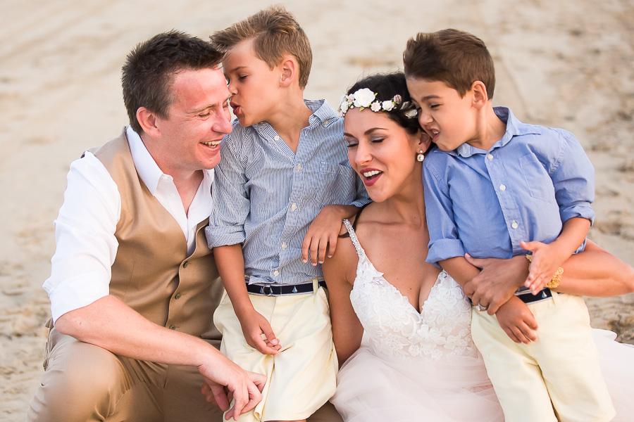 photographer family blooper